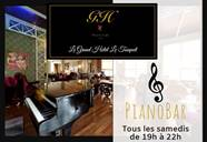 """Soirées """"Piano bar"""" au Best Western Le Grand Hôtel"""