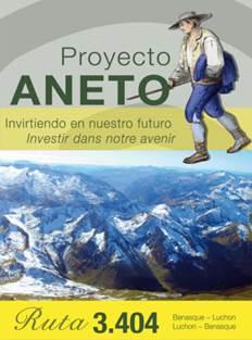 Projet Aneto