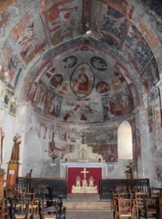 Eglise de Cazeaux-de-Larboust