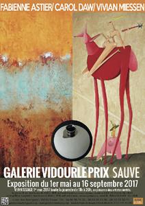 Exposition d'été à la galerie Vidourle Prix