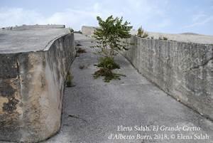 La résilience des lieux, Elena Salah