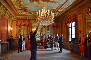Visite guidée du Château d'Espeyran