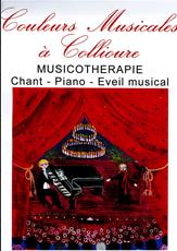 Artiste et Musicothérapie Carmen Gomez