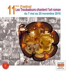 Troubadours chantent l'art roman - Animations Collioure