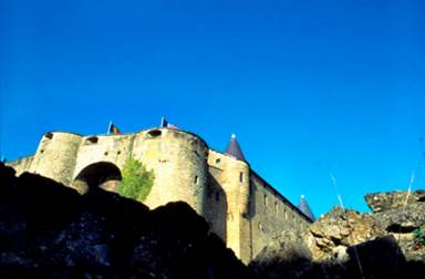 chateau Sedan