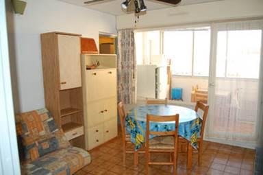 Appartement / 6 personnes / TERRASSES DE LA MEDITERRANEE 1