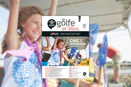 Golfe & You #2 - Juillet à Octobre 2018