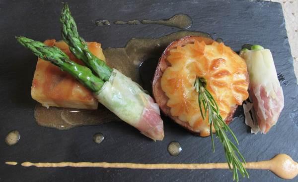 Restaurant La Table du Clos - St-Quentin la Poterie