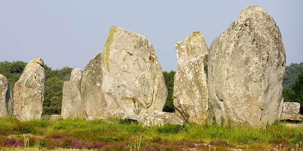 Alignements-Carnac-Menec-Morbihan-Bretagne-Sud Galivel