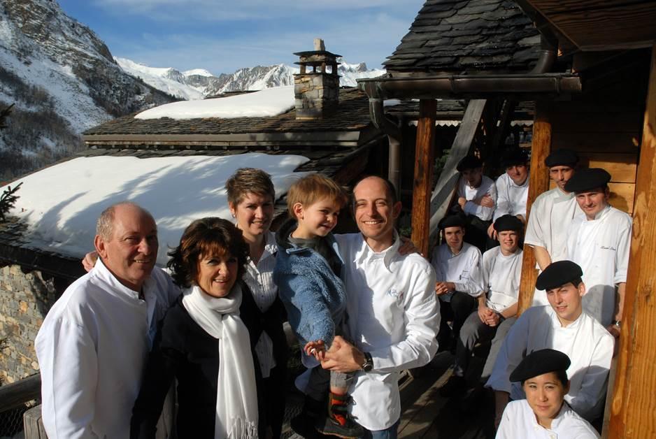 La Bouitte - équipe et famille