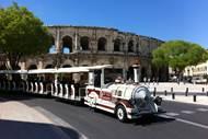 Train touristique de Nîmes