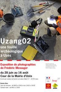 Uzang02 une fouille archéologique à Uzès