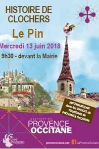 Histoire de clochers à Le Pin