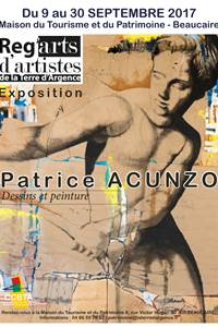 Exposition Patrice Acunzo