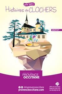 Histoires de clochers à Aiguèze