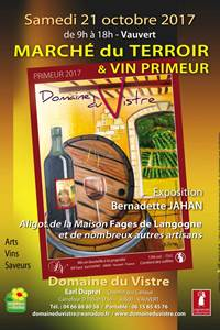 Marché du terroir & vin primeur
