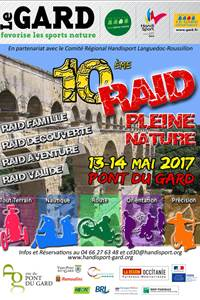 RAID pleine nature 2017