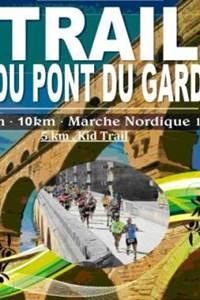 Le Trail du Pont du Gard