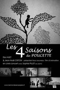 Spectacle Les quatre saisons de Poucette