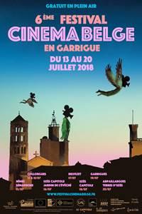 6ème Festival cinéma Belge en Garrrigue