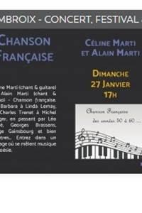 Chansons Française des Années 50 à 60