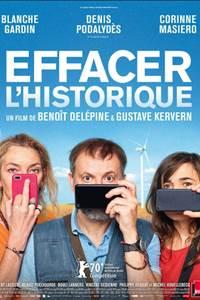 """Cinéma """"Effacer l'historique"""""""