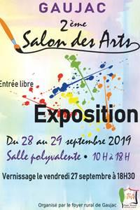 2ème Salon des Arts