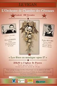 Les fêtes en musique Opus 17