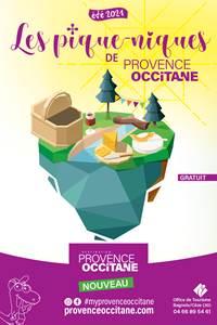 Les Pique niques de Provence Occitane à Lirac