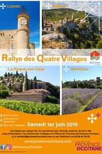 Rallye des 4 villages