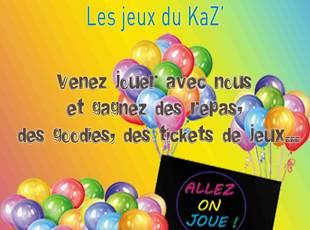 The Kaz Games - CASINO