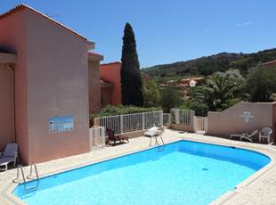 Location LAROPPE - Residence Colline - Collioure - France
