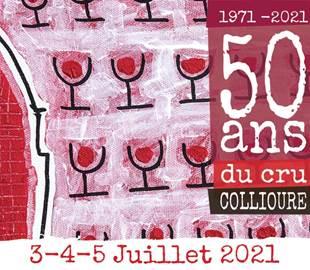 Randonnée musicale dans les vignes - dimanche 4/07 (50 ans du cru)