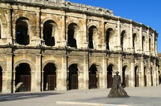 Visite guidée Nîmes Romaine
