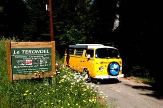Camping Le Térondel