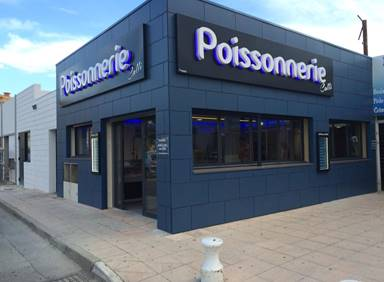 POISSONNERIE Calli Leucate fruits de mer poissons tapas