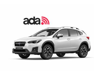 ADA - Car rental