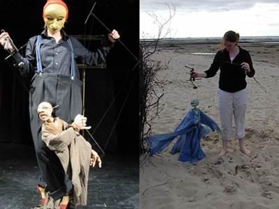 Stage intensif de manipulation de marionnettes