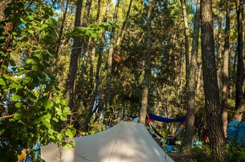 Camping La Sousta © Sud de France Développement