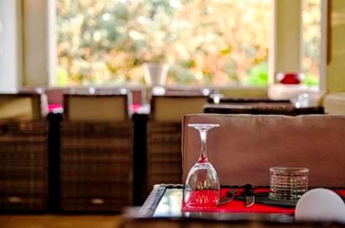 restaurant terrasses Le Colombier PONT DU GARD ©