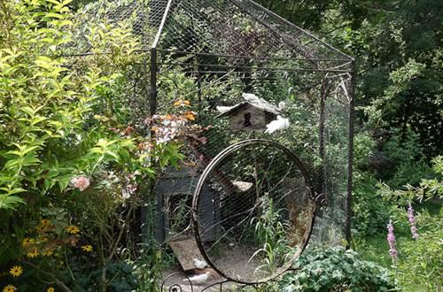 Jardin du Tomple - Génolhac ©