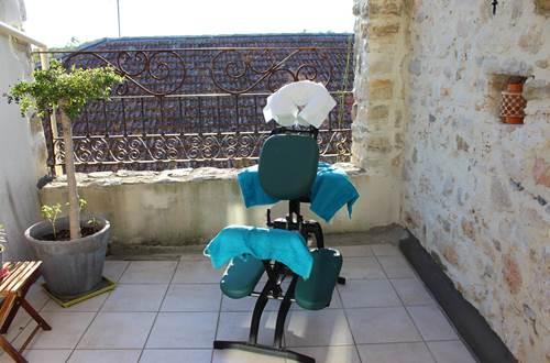 amma pause bien être fauteuil massage deaux ©