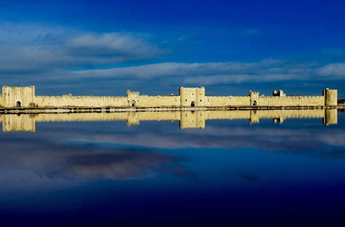 aigues mortes nuit tombante ©