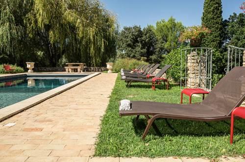 Domaine de Fos - bains de soleil © Domaine de Fos