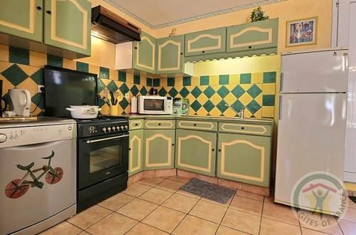 Gîte n°30G11927 – VENEJAN – location Gard © Gîtes de France Gard
