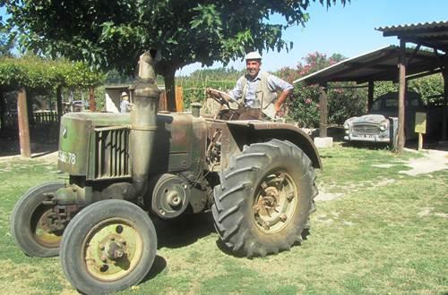 le tracteur vierzon ©
