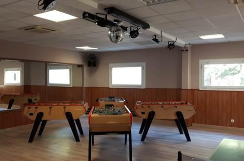 Espace Gard découverte salle d'animation ©