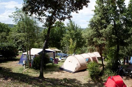 Camping La Vallée Verte ©