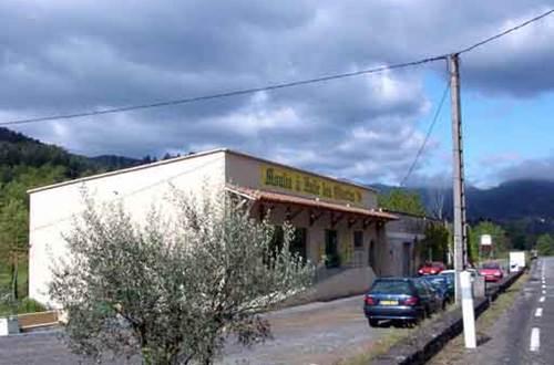 Le Moulin à Huile des Olivettes ST JEAN DU GARD  ©