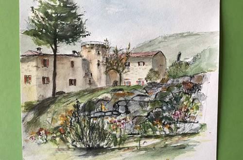 Château de la Rode 25 ©